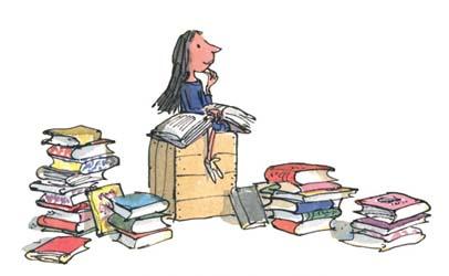 matilda-books
