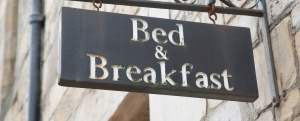 legs game bed and breakfast